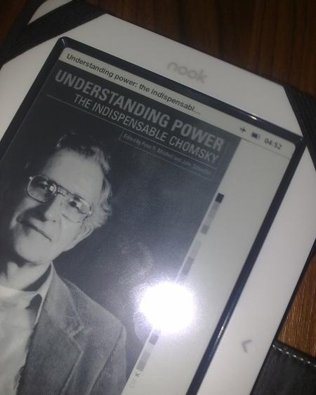 Noam Chomsky ve Gücü Anlamak