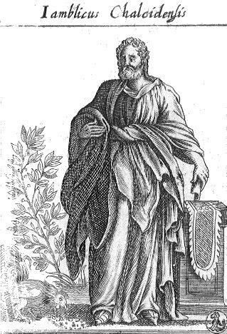 Iamblichus - De Mysteriis Aegyptorum