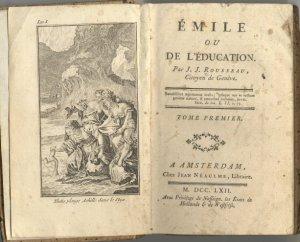 Rousseau - Emile