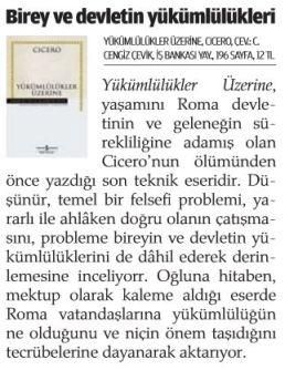 Kitap Zamanı, 1 Temmuz 2013