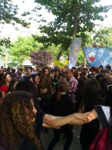 Gezi Parkı'nda bugün